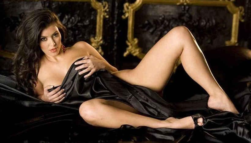 Kim Kardashian Sharon Osbourne and Six More Celebs Posed Nude